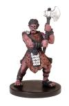 Krusk, Half-Orc Barbarian Miniature