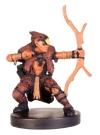 Wild Elf Barbarian Miniature