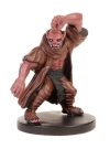 Half-Orc Monk Miniature