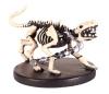 Wolf Skeleton Miniature