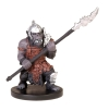 Orc Spearfighter Miniature