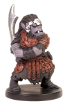 Orc Warrior Miniature