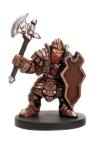 Dwarven Defender Miniature