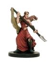 Half-elf Sorcerer Miniature