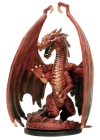 Large Red Dragon Miniature