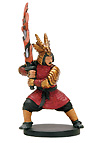 Red Samurai Miniature