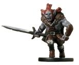 Half-Orc Barbarian Miniature