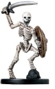 Warrior Skeleton Miniature