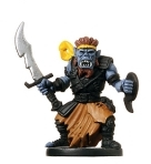 Orc Raider Miniature