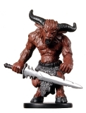 Young Minotaur Miniature