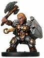 Dwarf Sergeant Miniature