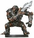 Warforged Fighter Miniature