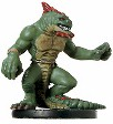 Lizardfolk Rogue Miniature