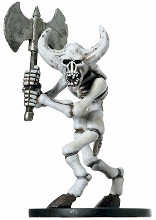 Minotaur Skeleton Miniature