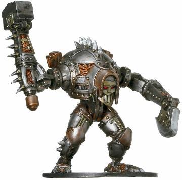 Warforged Titan Miniature