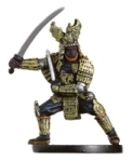 Dragon Samurai Miniature