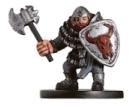 Hill Dwarf Warrior Miniature