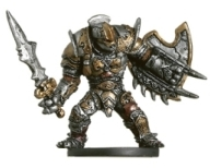 Warforged Hero Miniature
