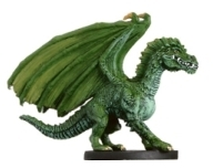 Green Dragon Miniature