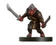 Silent Wolf Goblin Miniature