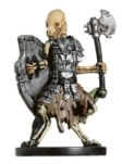 Gnoll Skeleton Miniature