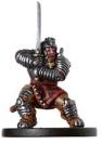 Dwarf Samurai Miniature