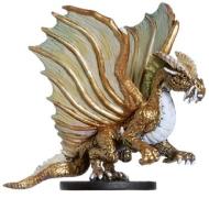 Gold Dragon Miniature