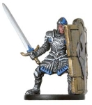 Soldier of Thrane Miniature