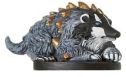 Celestial Dire Badger Miniature