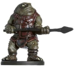 Bullywug Thug Miniature