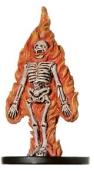 Burning Skeleton Miniature