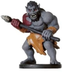 Orc Savage Miniature