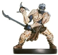 Scorpion Clan Drow Fighter Miniature