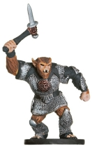 Bugbear Champion of Erythnul Miniature