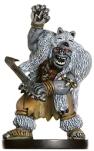 Orc Wolf Shaman Miniature