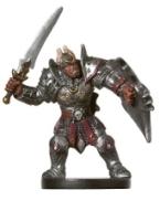 Half-Orc Paladin Miniature