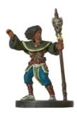 Wizard Tactician Miniature