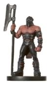 Half-Orc Executioner Miniature