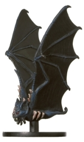 Dire Bat Miniature