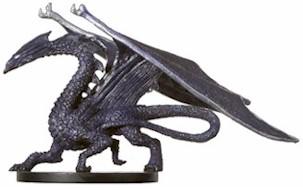Large Deep Dragon Miniature