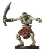 Orc Skeleton Miniature