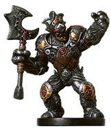 Warforged Captain Miniature