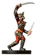 Brass Samurai Miniature