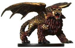 Dragonne Miniature