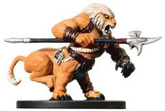 Wemic Barbarian Miniature