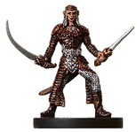 Wood Elf Ranger Miniature