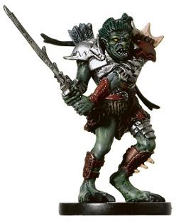War Troll Miniature