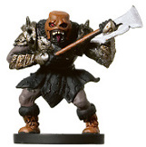 Howling Orc Miniature