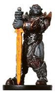 King Obould Many-Arrows Miniature
