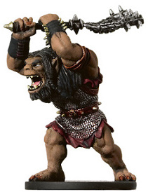 Ogre War Hulk Miniature